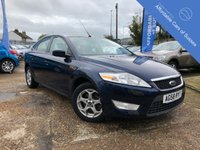 USED 2008 58 FORD MONDEO 2.0 ZETEC 145 5d 144 BHP Great Value Large Petrol Family Hatch