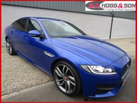 USED 2016 66 JAGUAR XF 2.0 R-SPORT 4dr AUTO 180 BHP **STUNNING VEHICLE WITH AN EXCELLENT SPECIFICATION**