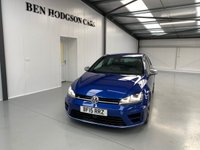 USED 2015 15 VOLKSWAGEN GOLF 2.0 R 5d 298 BHP 1/2 heated leather! Park! Bluetooth!