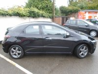 USED 2010 10 HONDA CIVIC 1.3 I-VTEC SI 5d 98 BHP