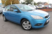 USED 2009 09 FORD FOCUS 1.6 STYLE 5d 100 BHP HIGH QUALITY PART EXCHANGE TO CLEAR