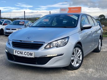 2015 PEUGEOT 308 SW ACTIVE SW HDI BLUE S/S £6950.00