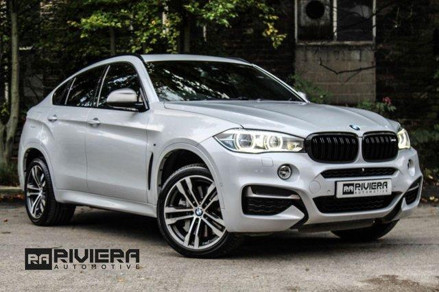 2015 15 BMW X6 3.0 M50D 4d AUTO 376 BHP