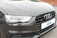 USED 2014 14 AUDI A4 2.0 TDI QUATTRO S LINE S/S 4d AUTO 174 BHP SERVICE HISTORY - LOW MILES - LONG MOT - HIGHLY REFINED A4 AUTO