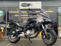 USED 2019 19 BENELLI TRK 502 ABS