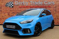 2016 FORD FOCUS 2.3 RS 5d 346 BHP £22990.00