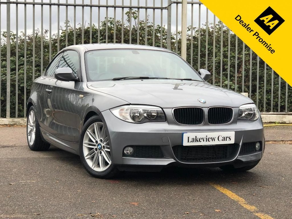 USED 2013 63 BMW 1 SERIES 2.0 120D M SPORT 2d 175 BHP