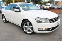 USED 2012 62 VOLKSWAGEN PASSAT 1.6 SE TDI BLUEMOTION TECHNOLOGY 4d 104 BHP