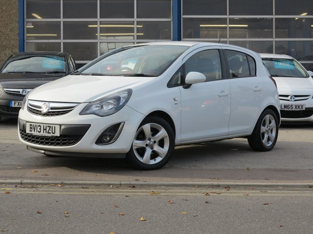 USED 2013 13 VAUXHALL CORSA 1.2 SXI AC 5d 83 BHP GREAT LOOKING ECONOMICAL HATCH