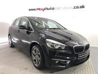 2015 BMW 2 SERIES 1.5 216D LUXURY ACTIVE TOURER 5d 114 BHP £10995.00
