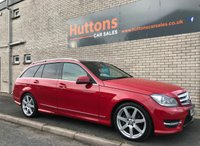 2011 MERCEDES-BENZ C CLASS 2.1 C250 CDI BLUEEFFICIENCY SPORT ED125 5d AUTO 204 BHP £SOLD
