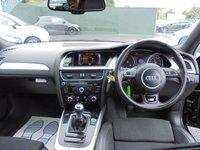 USED 2014 64 AUDI A4 2.0 TDI S LINE 4d 148 BHP