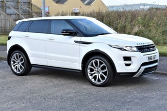 2011 LAND ROVER RANGE ROVER EVOQUE 2.2 SD4 Dynamic Lux AWD 5dr £17490.00