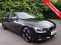 2015 BMW 3 SERIES 2.0 320D EFFICIENTDYNAMICS 4d 161 BHP £8190.00