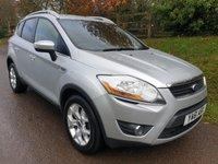 2012 FORD KUGA 2.0 ZETEC TDCI 2WD 5d 138 BHP £4695.00