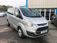 USED 2017 17 FORD TOURNEO CUSTOM 2.0 310 TITANIUM TDCI 5d 168 BHP