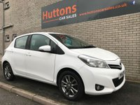 2014 TOYOTA YARIS 1.3 VVT-I ICON PLUS 5d 99 BHP £5895.00