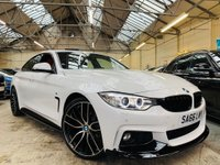 USED 2016 66 BMW 4 SERIES 2.0 420d M Sport Gran Coupe (s/s) 5dr PERFORMANCEKIT+20S+1OWN+HTDLTH