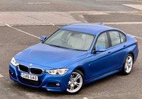 2016 BMW 3 SERIES 3.0 330d M Sport Auto (s/s) 4dr £14990.00