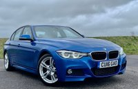 2016 BMW 3 SERIES 3.0 330d M Sport Auto (s/s) 4dr £14800.00