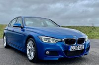 USED 2016 16 BMW 3 SERIES 3.0 330d M Sport Auto (s/s) 4dr 1 Owner! SAT NAV! F/BMW S/H