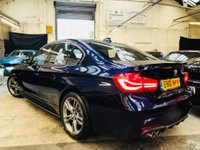 USED 2016 16 BMW 3 SERIES 2.0 320d BluePerformance M Sport Auto (s/s) 4dr YNC PERFROMANCE STYLING