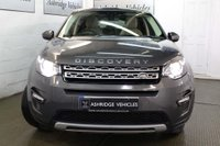 USED 2016 16 LAND ROVER DISCOVERY SPORT 2.0 TD4 HSE Auto 4WD (s/s) 5dr PAN ROOF! 7 SEATS! EURO 6!