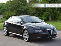 2008 ALFA ROMEO GT 1.7 T.SPARK CLOVERLEAF 3d 139 BHP £3995.00