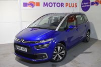 2016 CITROEN C4 GRAND PICASSO 1.6 BLUEHDI FEEL S/S 5d 118 BHP £11680.00