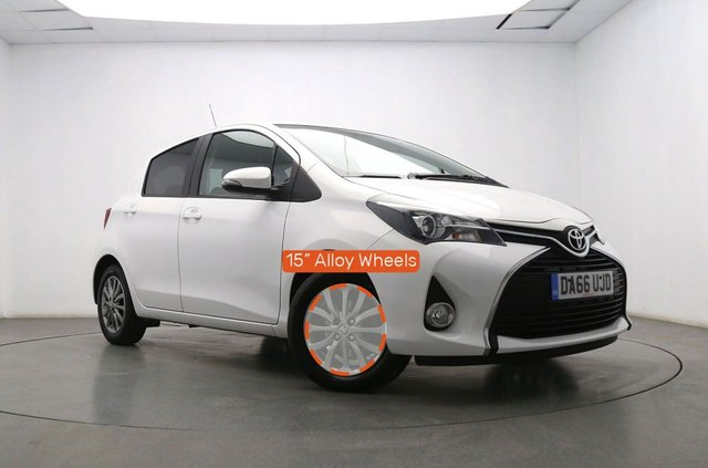 TOYOTA YARIS at Georgesons