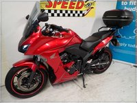 USED 2014 64 HONDA CBF 1000 FA-C