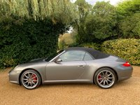 USED 2011 61 PORSCHE 911 3.8 CARRERA 4S PDK 2d AUTO 385 BHP