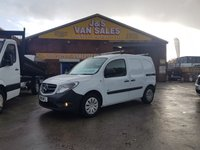 USED 2018 18 MERCEDES-BENZ CITAN 1.5 109 CDI BLUEEFFICIENCY LWB ONLY 23000 MLS  (((( WWW.JSVANS.CO.UK OVER 100 MORE IN STOCK ))))