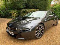 USED 2017 17 BMW I8 1.5 I8 2d AUTO 228 BHP
