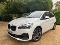 USED 2019 68 BMW 2 SERIES 1.5 225XE SPORT PREMIUM ACTIVE TOURER 5d AUTO 134 BHP
