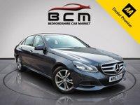 2013 MERCEDES-BENZ E CLASS 2.1 E220 CDI SE 4d AUTO 168 BHP £11485.00