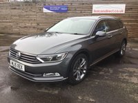 2015 VOLKSWAGEN PASSAT 2.0 GT TDI BLUEMOTION TECHNOLOGY 5d 148 BHP £10499.00