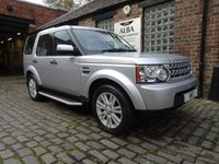 2013 LAND ROVER DISCOVERY 3.0 4 SDV6 GS 5d AUTO 255 BHP £17995.00