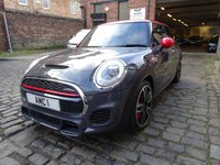 USED 2017 17 MINI HATCH JOHN COOPER WORKS 2.0 JOHN COOPER WORKS 3d AUTO 230 BHP (Sale Now On Just Reduced)