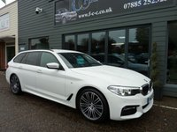 2017 BMW 5 SERIES 2.0 520D M SPORT TOURING 5d AUTO 188 BHP SOLD