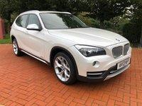 2013 BMW X1 2.0 SDRIVE18D XLINE 5d 141 BHP £9990.00
