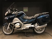 USED 2013 63 BMW R1200RT SE. 2013. FSH. 47K. 7 SERVICES DONE. HIGH SPEC BIKE