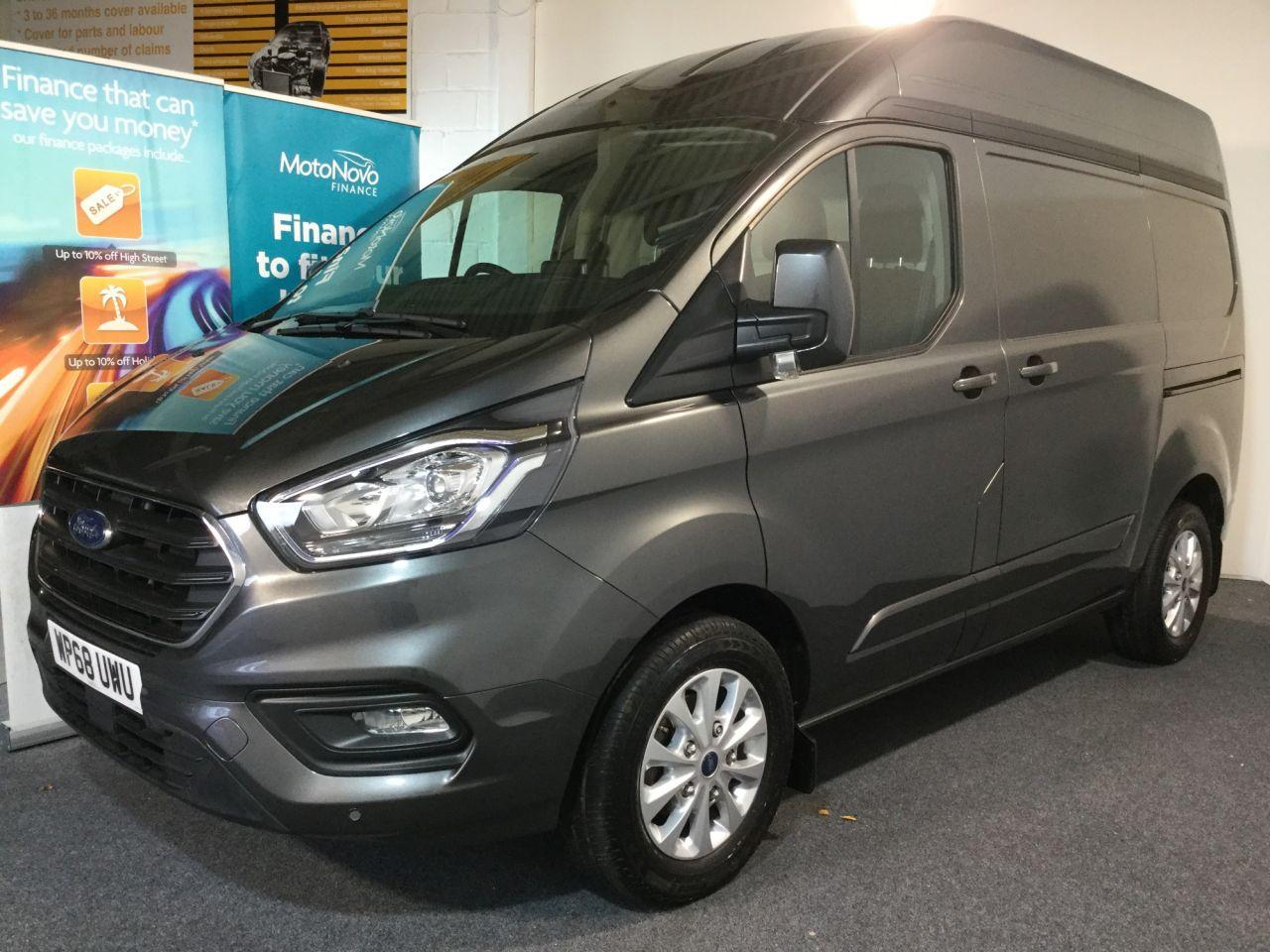 2018 Ford Transit Custom 300 Limited P V L1 H2 16 950