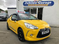 USED 2011 61 CITROEN DS3 1.6 E-HDI DSTYLE PLUS 3d 90 BHP Free Road Tax, 12 Months MOT & Service inc