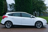 USED 2014 14 FORD FOCUS 1.6 TDCi Titanium X Navigator Navigator (s/s) 5dr NAV+HEATED/ELECTRIC SEAT+CAM.