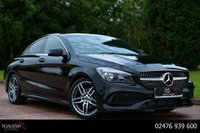 2018 MERCEDES-BENZ CLA 1.6 CLA200 AMG Line Edition 7G-DCT (s/s) 4dr £18990.00