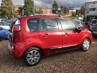 USED 2009 09 CITROEN C3 PICASSO 1.6 PICASSO EXCLUSIVE HDI 5d 90 BHP GOOD HISTORY WITH 9 SERVICE STAMPS: