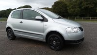 USED 2008 08 VOLKSWAGEN FOX 1.4 75 3d 75 BHP IDEAL 1ST CAR, ECONOMICAL, CD-PLAYER, METALLIC PAINT, SUPERB DRIVE, TIDY FOR YEAR, LOW INSURANCE