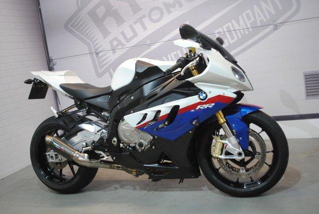 2011 11 BMW S1000RR MOTORSPORT