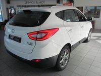 USED 2013 63 HYUNDAI IX35 1.7 SE CRDI 5d 114 BHP